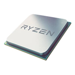 Processeur AMD Ryzen 7 1700X - 3.4 GHz - 8 c½urs - 16 filetages - 20 Mo cache - Socket AM4 - PIB/WOF