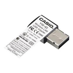 Adaptateur bluetooth Casio YW-40 - Adaptateur réseau - USB - 802.11b, 802.11g, 802.11n - pour Advanced XJ-F200WN, XJ-F20XN, XJ-F210WN