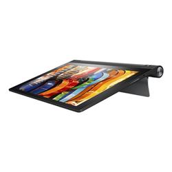 "Tablette tactile Lenovo Yoga Tablet 3 X50L ZA0J - Tablette - Android 5.1 - 32 Go eMMC - 10.1"" IPS (1280 x 800) - Logement microSD - 4G - noir ardoise"