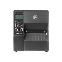 Imprimante thermique code barre Zebra ZT200 Series ZT230 - Imprimante d'étiquettes - transfert thermique - Rouleau (11,4 cm) - 203 dpi - jusqu'à 152 mm/sec - USB 2.0, série - coupoir