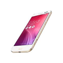 "Smartphone ASUS ZenFone Zoom (ZX551ML) - Smartphone - 4G LTE - 64 Go - microSDXC slot - GSM - 5.5"" - 1 920 x 1 080 pixels (403 ppi) - IPS - 13 MP (caméra avant de 5 mégapixels) - Android - blanc"