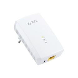 Adaptateur CPL ZyXEL PLA5206 v2 - Pont - GigE, HomePlug AV (HPAV), HomePlug AV (HPAV) 2.0, IEEE 1901 - Branchement mural (pack de 2)