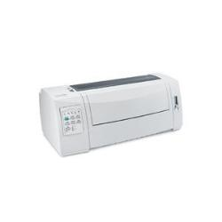 Imprimante Lexmark Forms Printer 2580n+ - Imprimante - monochrome - matricielle - 297 x 559 mm - 240 x 144 dpi - 9 pin - jusqu'à 618 car/sec - USB, LAN