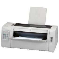 Imprimante Lexmark Forms Printer 2590n+ - Imprimante - monochrome - matricielle - 297 x 559 mm - 360 dpi - 24 pin - jusqu'à 556 car/sec - USB, LAN