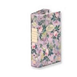 Boîte à archive PIGNA Nature Flower - Chemise à 3 rabats - 70 mm - disponible dans différentes couleurs