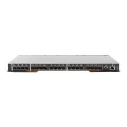 Commutateur Lenovo Flex System FC5022 24-port 16Gb SAN Scalable Switch - Commutateur - Géré - 20 x 16Gb Fibre Channel SFP+ + 28 x 16Gb Fibre Channel + 2 x 10/100/1000 + 1 x 10/100 - Module enfichable