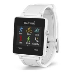 Smartwatch Garmin vívoactive - Montre intelligente - Bluetooth, ANT/ANT+ - 18 g - blanc