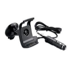 Support pour LCD Garmin Automotive Suction Cup Mount with Speaker - Fixation à ventouse - pour Montana 600, 650, 650t