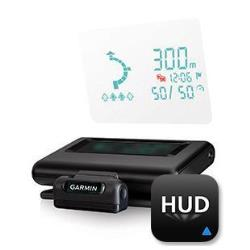 Garmin HUD+ - Écran de projection
