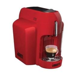 Expresso et cafetière Bialetti CF 62 Mini Express - Machine à café - 20 bar - rouge