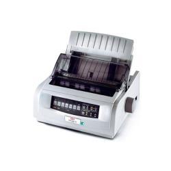 Imprimante OKI Microline 5590eco - Imprimante - monochrome - matricielle - A4 - 360 dpi - 24 pin - jusqu'à 473 car/sec - parallèle, USB