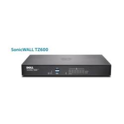 Firewall Dell SonicWall - Tz 600 total secure 1y