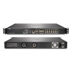 Firewall SonicWall NSA 4600 - Dispositif de sécurité - avec 3 ans de SonicWALL Comprehensive Gateway Security Suite - 10 GigE - 1U - SonicWALL Secure Upgrade Plus Program