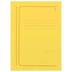 Porte-documents Brefiocart VIP - Chemise à 3 rabats - 350 x 250 mm - bleu