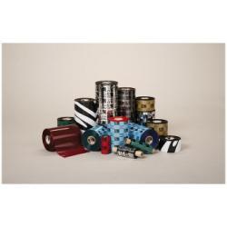 Ruban Zebra 2300 - Pack de 12 - 110 mm x 450 m - noir - recharge ruban d'encre d'imprimante (transfert thermique) (pack de 12) - pour Zebra R-140, S4M, Z4Mplus, Z6MPlus; PAX 110, 170; Xi Series 110, 140, 170, 220