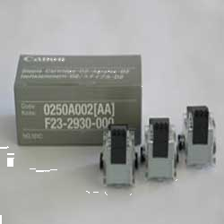 Canon Staple Cartridge D2 - Agrafes (pack de 6000 ) - pour Canon Finisher - K1N, Saddle Finisher K3N, Saddle Finisher K4N