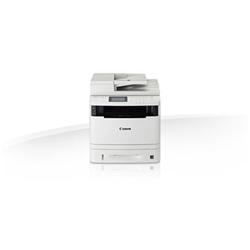 Imprimante laser multifonction Canon i-SENSYS MF411dw - Imprimante multifonctions - Noir et blanc - laser - A4 (210 x 297 mm), Legal (216 x 356 mm) (original) - A4/Legal (support) - jusqu'à 33 ppm (copie) - jusqu'à 33 ppm (impression) - 300 feuilles - USB 2.0, Gigabit LAN, Wi-Fi(n), hôte USB