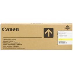 Tambour Canon C-EXV 21 - 1 - jaune - kit tambour - pour Canon iRC3580; imageRUNNER C2880, C3380; iRC2880, C3380; iRC 2380, 3380, 3580