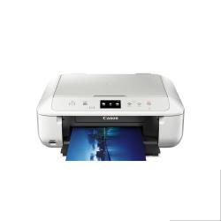 Imprimante  jet d'encre multifonction Canon PIXMA MG6851 - Imprimante multifonctions - couleur - jet d'encre - 216 x 297 mm (original) - A4/Legal (support) - jusqu'à 15 ipm (impression) - 100 feuilles - USB 2.0, Wi-Fi(n)