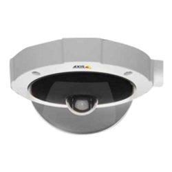 Telecamera per videosorveglianza Axis - M5014-v vandal resistant