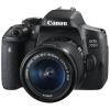 Fotocamera reflex Canon - Eos 750d + ef-s 18-55 is stm