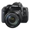 Fotocamera reflex Canon - Eos 750d + ef-s 18-135 is stm