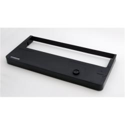Ruban TallyGenicom - 1 - noir - ruban tissu - pour Line Matrix T6215, T6218