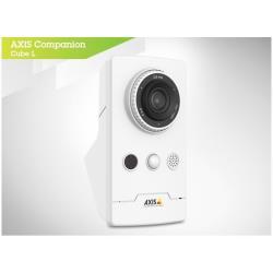 Telecamera per videosorveglianza Axis - Companion cube lw