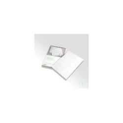 Papier OKI - 50 x 90 mm 500 carte(s) (50 feuille(s) x 10) cartes de visite - pour C3200, 3300, 3400, 35XX, 51XX, 5200, 55XX, 5600, 5700, 5800, 59XX, 73XX, 9500, 9600