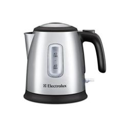 Bouilloire Electrolux ErgoSense EEWA5200 - Bouilloire - 1 litre - 2400 Watt - réglisse/inox