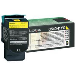 Toner Lexmark - C540a1yg