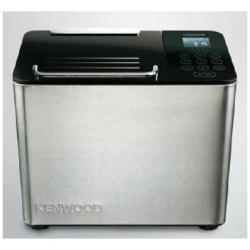 Machine à pain Kenwood BM450 - Machine à pain - 780 Watt - Inox satiné/noir