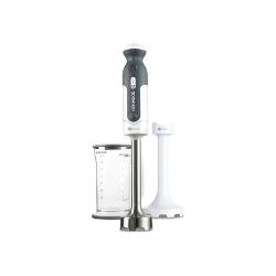 Mixeur Kenwood HBM713 - Mixeur à main  - 0.75 litres - 700 Watt - blanc/gris