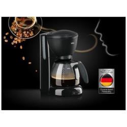 Expresso et cafetière Braun CaféHouse KF 560/1 PurAroma Plus - Cafetière - 10 tasses - noir