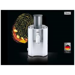 Centrifugeuse Braun IdentityCollection J 500 WH - Centrifugeuse - 900 Watt - blanc