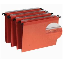 Porte-documents ELBA DEFI H - Dossier suspendu - base-V - orange (pack de 25)