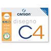 Canson - Oxford X4 - Cahier de dessin -...