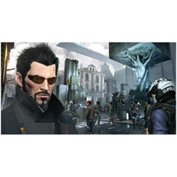 Videogioco Koch Media - Deus ex: mankind divided Ps4