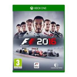 Videogioco F1 2016 Xbox One