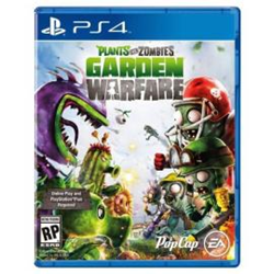Videogioco Electronic Arts - Plants vs zombies: garden warfare