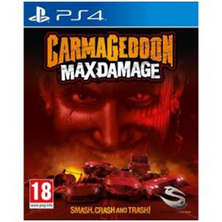 Videogioco Koch Media - Carmageddon: max damage