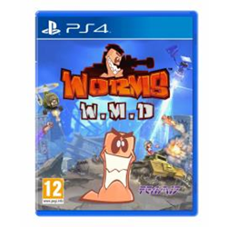 Videogioco Koch Media - Worms wmd Ps4
