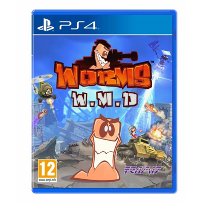 Koch Media - PS4 WORMS WMD DAY 1 ED