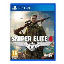 Jeu vidéo Sniper Elite 4 - PlayStation 4 - italien