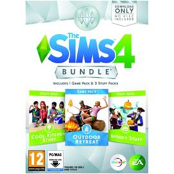 Videogioco Electronic Arts - The sims 4 bundle pack 3