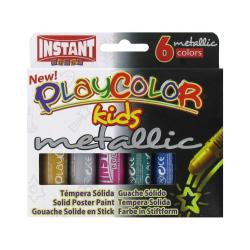 Tempera Maped - Playcolor metallic