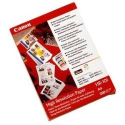 Carta fotografica Canon - HR-101 A4 CARTA 106GR. 200 FOGLI
