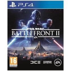 Videogioco STAR WARS Battlefront II PS4