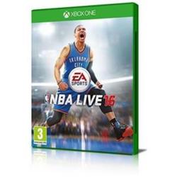 Videogioco Electronic Arts - XONE NBA LIVE 16