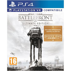 Videogioco  Star wars battlefront Ps4 - electronic arts - monclick.it